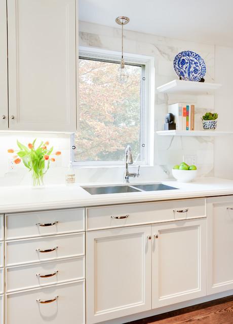 Bespoke Kitchen transitional-kitchen