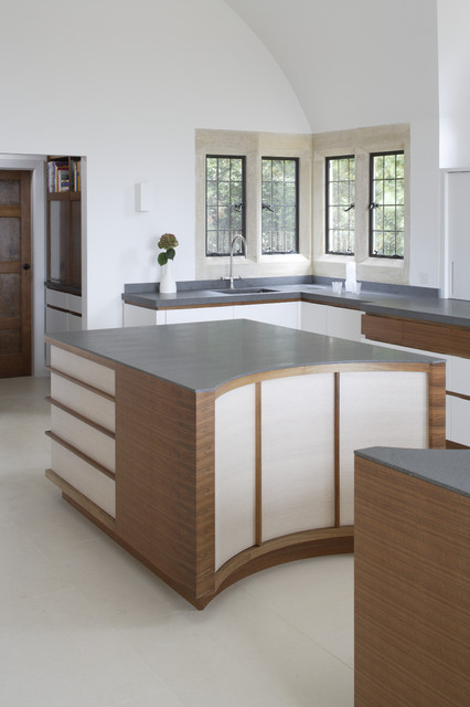 Bespoke lutyens kitchen surrey england modern kitchen surrey by artichoke Kitchen design companies in surrey