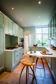 Bespoke Shaker Style Kitchen - North London - Traditional - Kitchen - other metro - by ...