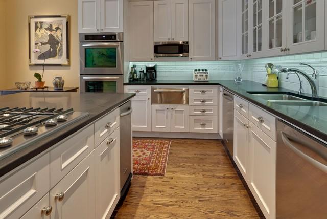 Кухня 4 на 2.5 дизайн