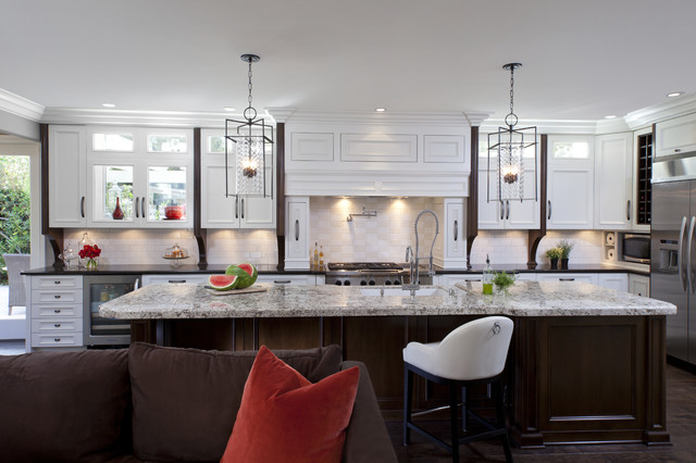 Best kitchen design traditional kitchen san diego for Popular kitchen designs