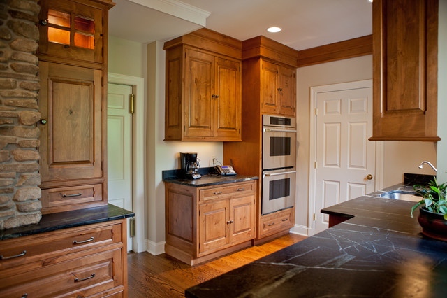 traditional kitchen new york by selective kitchen design llc