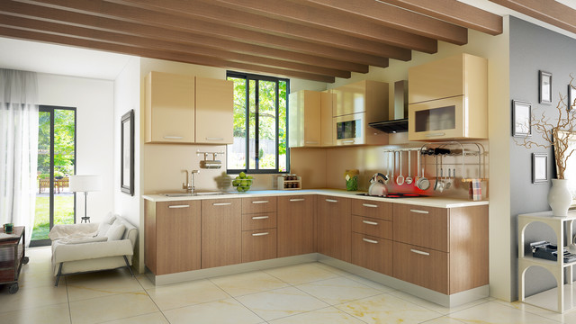 14 Kitchen Colour Combinations That Command Attention