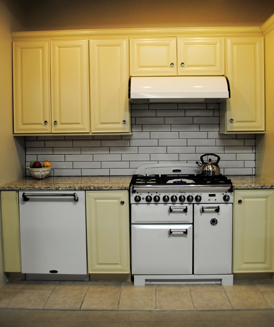 Best Of Tile amp Design Traditional Kitchen Other