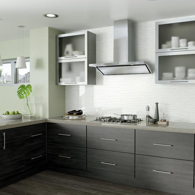 BEST Range Hoods: Circeo Chimney - Contemporary - Kitchen ...