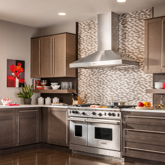 Best Range Hoods Colonne Chimney American Traditional Kitchen