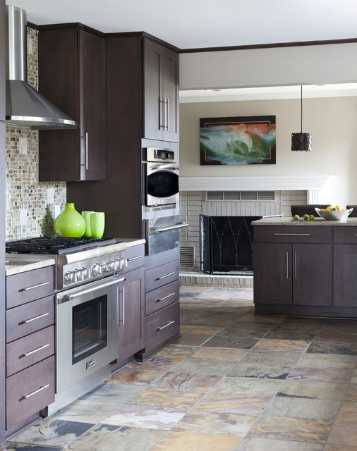 Beth Davis Interiors contemporary kitchen