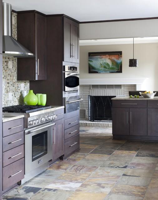 Beth Davis Interiors contemporary-kitchen
