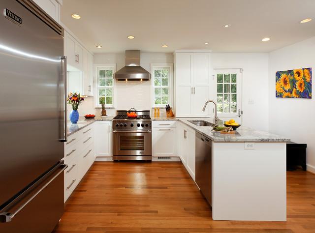 Bethesda Maryland Kitchen traditional-kitchen