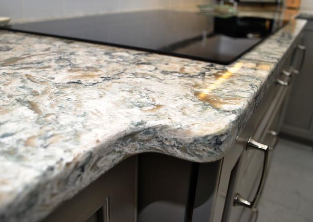 Bethesda Transitional Kitchen Remodel