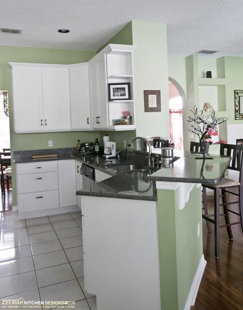 Betts waypoint zelmar home remodel traditional for Zelmar kitchen designs
