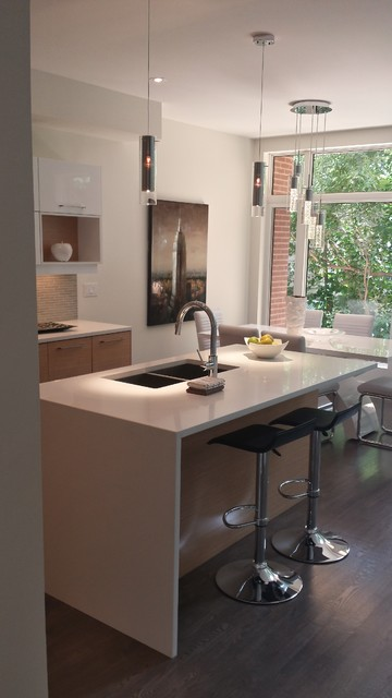 Bevan ave contemporary kitchen ottawa by the for A kitchen connection