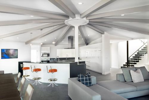 circular kitchen design. The Coolest Circular Kitchens A round  Abode