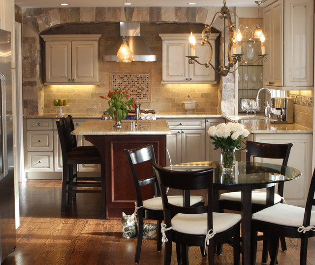 Traditional Interior Design By Ownby: Beverly Hills Kitchen Renovation