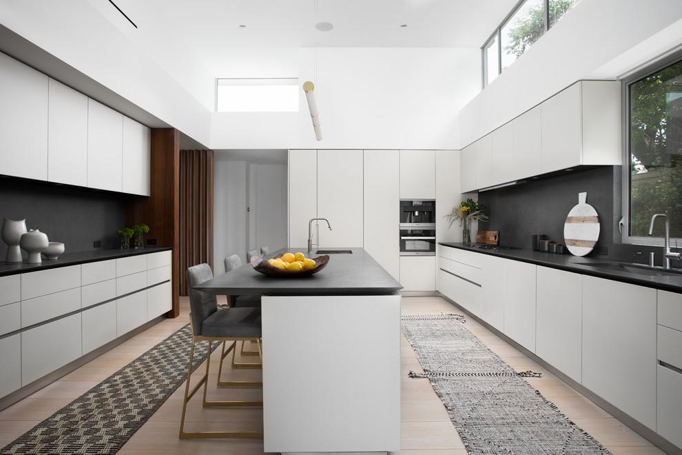 Beverly Hills Modern - Contemporary - Kitchen - Los ...