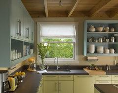 Beverley Place - Kitchen contemporary-kitchen