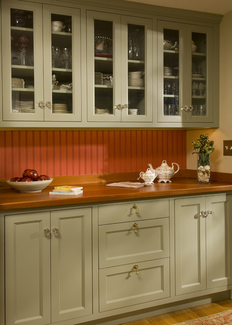 Beyond the Empty Nest traditional-kitchen