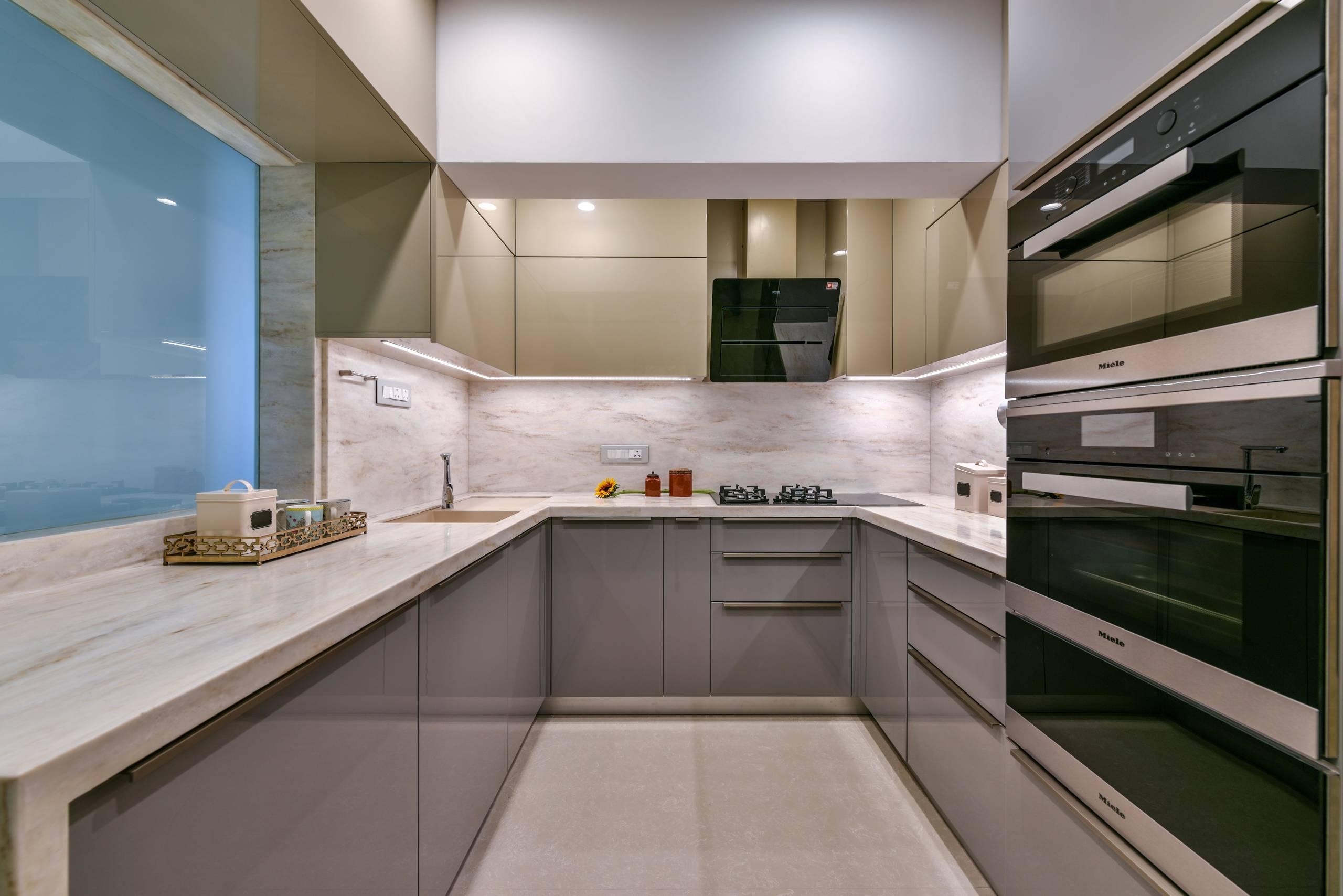 75 Beautiful Asian Kitchen With Beige Backsplash Pictures Ideas November 2020 Houzz