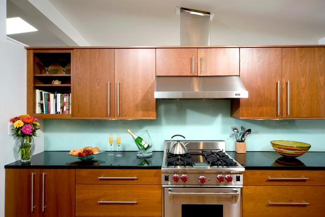 Bhudda Kitchen modern-kitchen