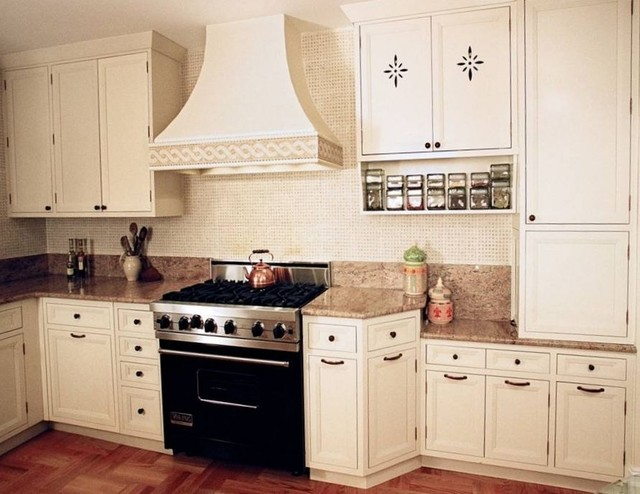 Bi level ceiling traditional kitchen new york by for Bi level kitchen designs