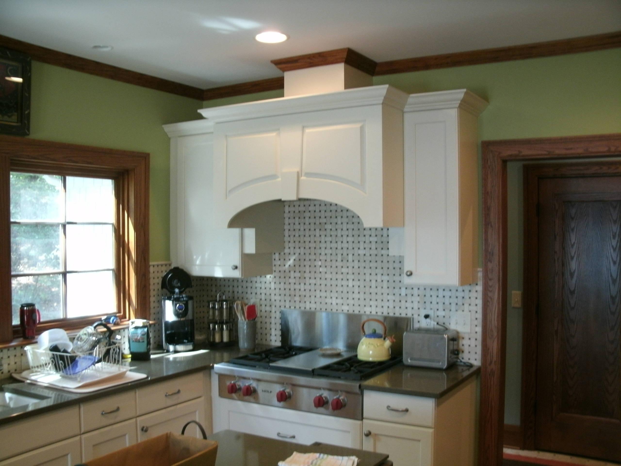 Big Cedar Kitchen addition