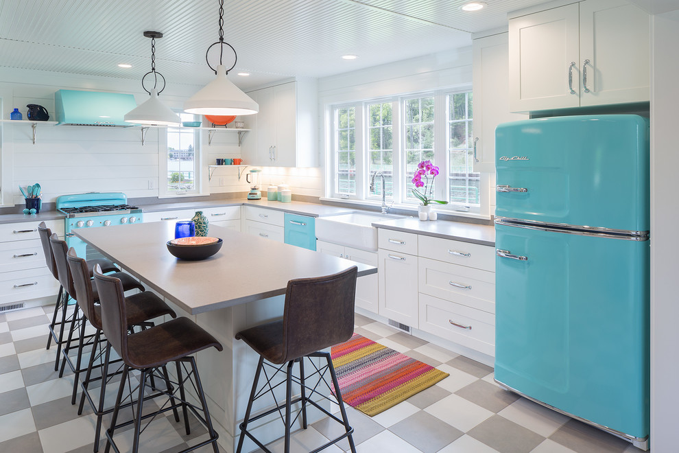 How to Give Your Kitchen a Classic Restaurant Aesthetic