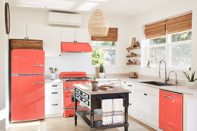 Are Colorful Kitchen Appliances the Next Big Trend?