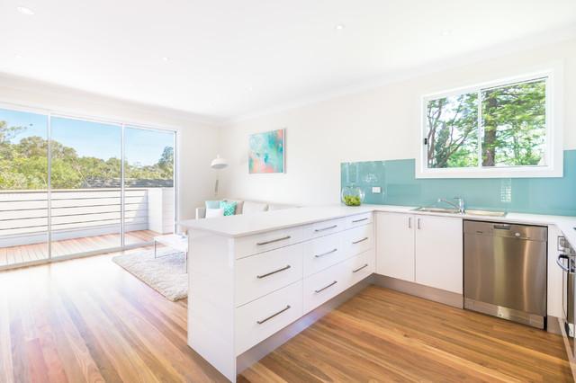 Bilgola Sydney Granny Flat Project - Maritim - Küche - Sydney - von ...