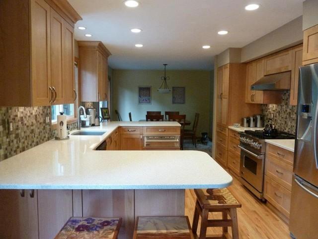 Bill Janet S Kitchen Transitional Kitchen Seattle