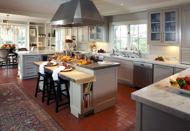 Bill Bolin Photography Christy Blumenfeld Architecture Traditional Kitchen