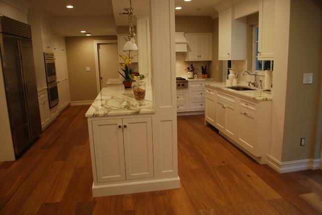 Biltmore, Coral Gables Classic Inset Kitchen contemporary kitchen