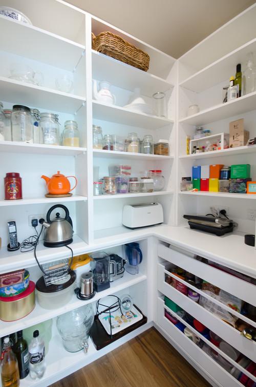 9 Tipps für die Planung Ihrer Speisekammer - Bild der Frau