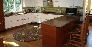 Birch Kitchen modern-kitchen