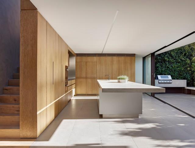 Birchgrove House - Modern - Kitchen - Sydney - by Nobbs Radford Architects