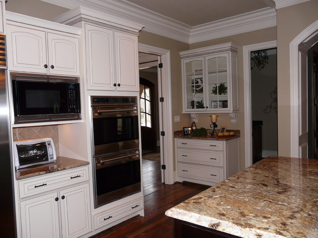 Birmingham Home Traditional Kitchen Birmingham By Creative Cabinets
