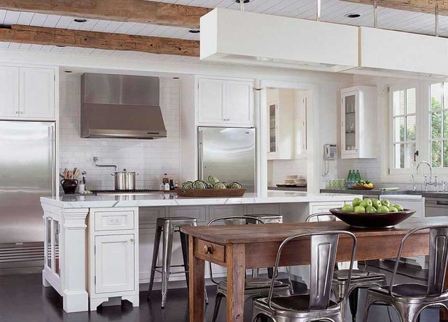 Birmingham Michigan Residence Eclectic Kitchen Detroit By Mettler Interiors