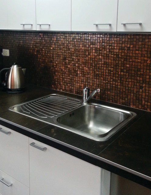 Bisazza Collection Contemporary Kitchen Auckland By Tile
