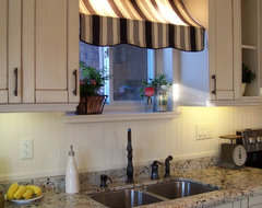 Bistro Style Kitchen traditional kitchen