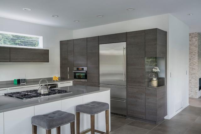 Black Rock Modern Kitchen Other Metro By Emilia Ferri Architecture Design
