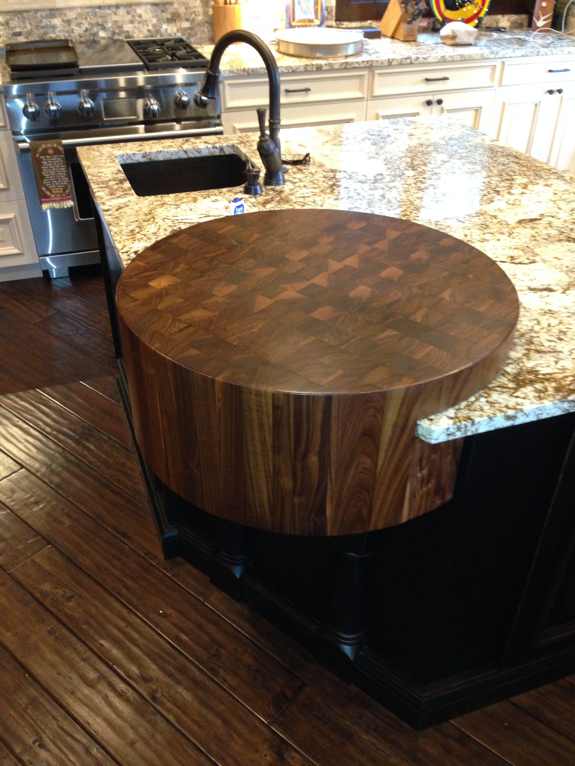 Black Walnut counter top