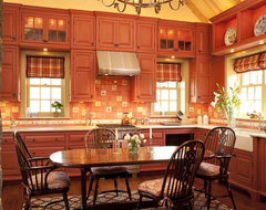 Black Walnut Farm Guest House traditional-kitchen