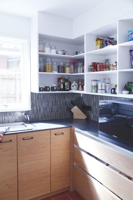blackburn modern kitchen melbourne by carnell 39 s design