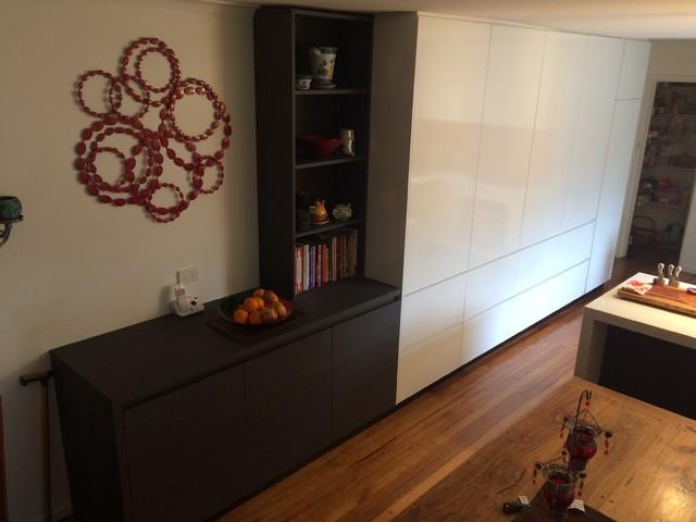 ... Residence - Modern - Kitchen - Melbourne - by Nosiva Custom Cabinetry