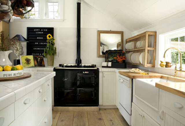 Blackstone Edge Studios - Philip Clayton-Thompson farmhouse kitchen