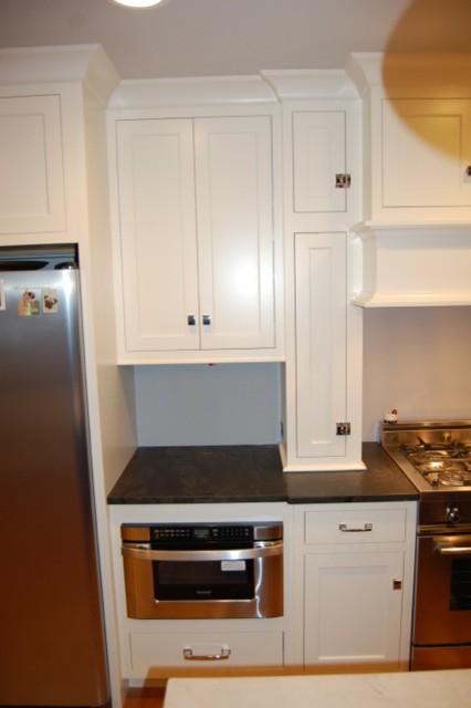 Blackstone MA traditional-kitchen