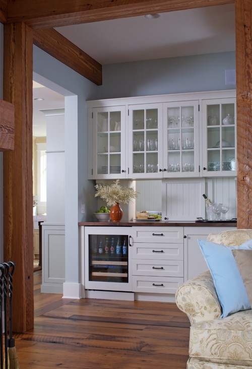 Where can I buy a similar wine fridge, with cabinetry ...