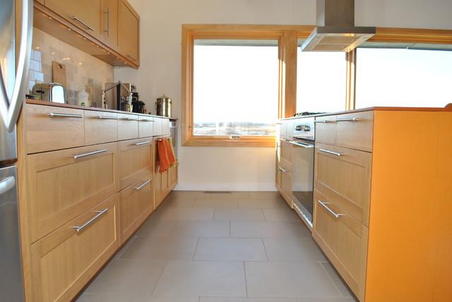 Blair House modern-kitchen