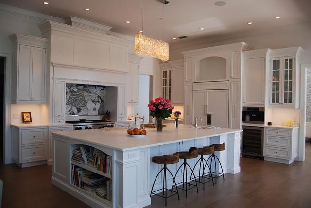 Blakenship Residence traditional-kitchen