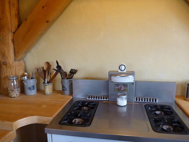 Blakey House traditional-kitchen