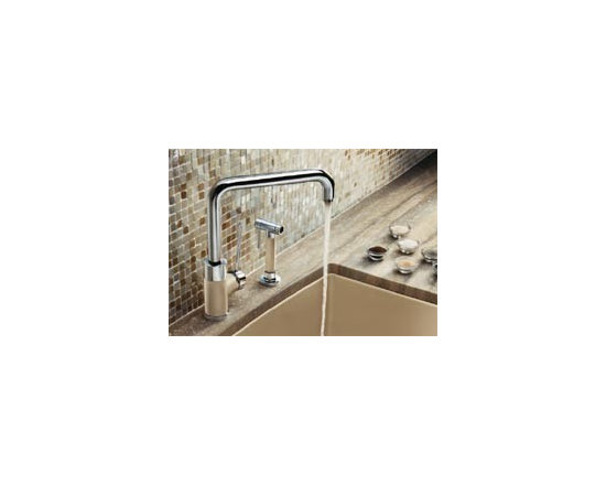 Blanco Kitchen Faucets - Blanco Kitchen Faucets Pullouts and Kitchen Faucets with Side Spray